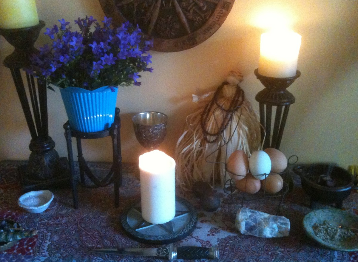 Rejuvenation at Ostara