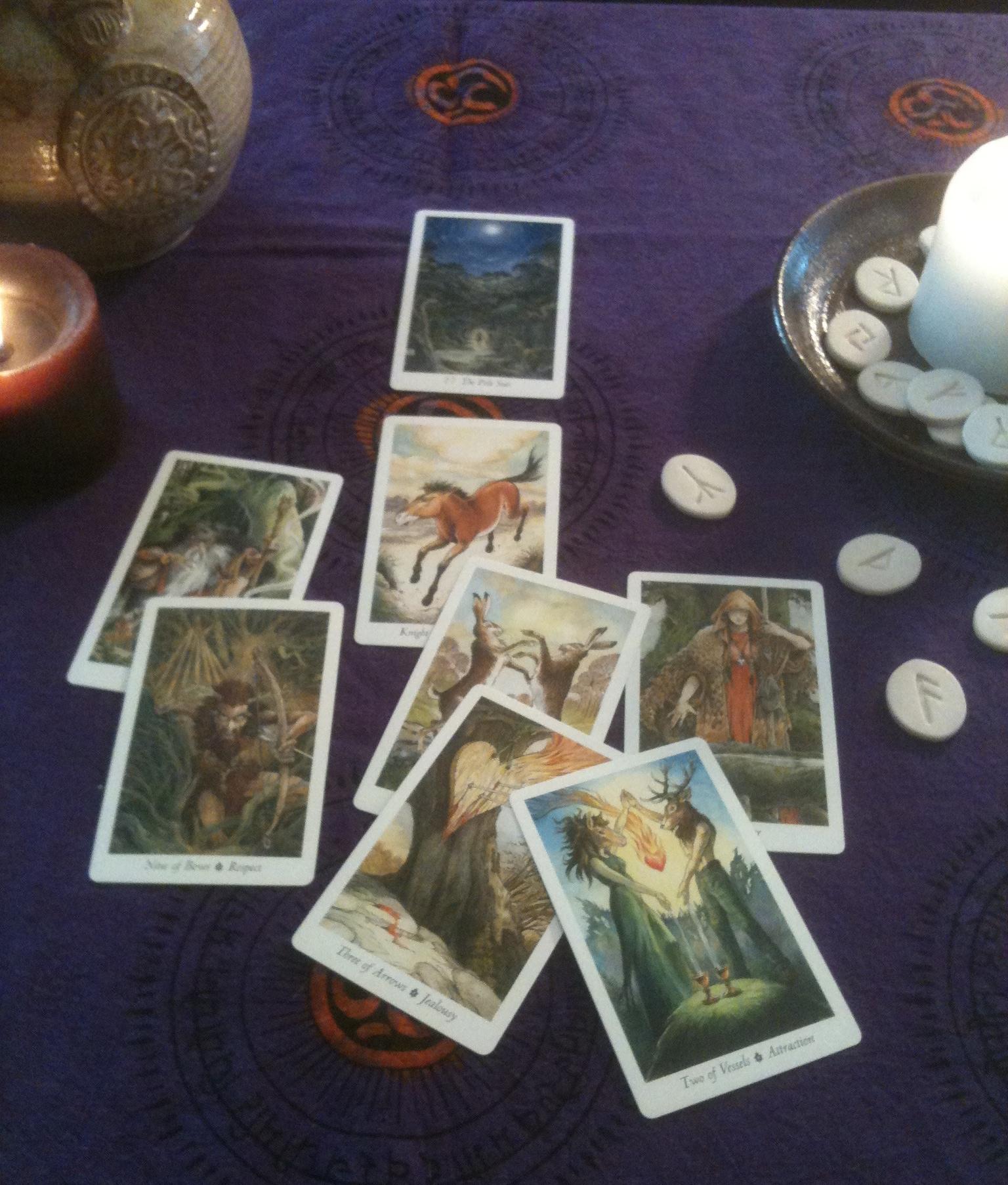 Sabbat Specials – Bird and the Crone